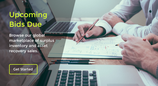Upcoming Bids Due